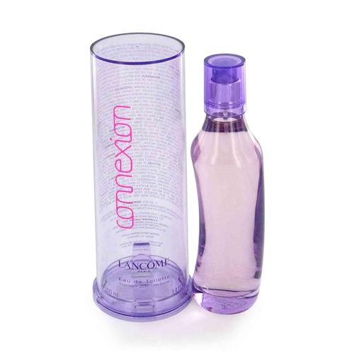 Connexion By Lancome 3.4 Oz Eau De Toilette Spray For Women - Box