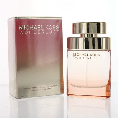 Michael Kors Wonderlust By Michael Kors 3.4 Oz Eau De Parfum Spray For Women - Box