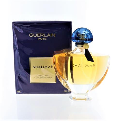 Shalimar By Guerlain 3.0 Oz Eau De Toilette Spray For Women - Box