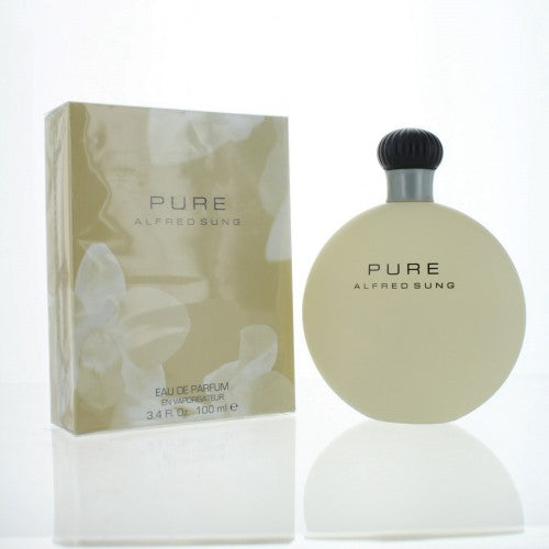 Pure By Alfred Sung 3.4 Oz EDP Spray For Women NEW in Box