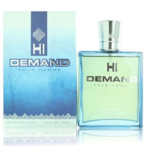 Hi Demand By Hi Demand 3.4 Oz EDP Spray For Men NEW in Box