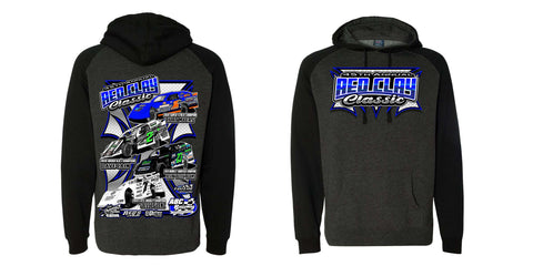 45th Annual Red Clay Classic Limited Edition Hooded Sweatshirts