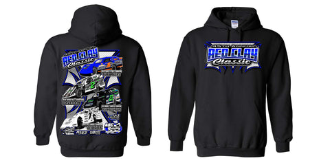 45th Annual Red Clay Classic Hooded Sweatshirts