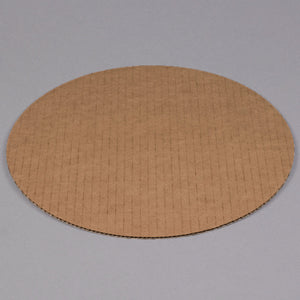 "8"" White Cake Boards - 6 ct"