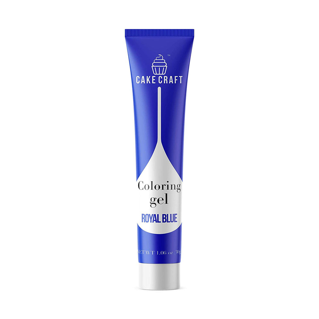 Royal Blue - Cake Craft Coloring Gel 1.06 oz