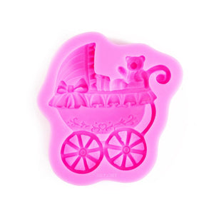 Baby Carriage Mold