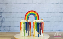 Load image into Gallery viewer, Rainbow Cake Drip Kit
