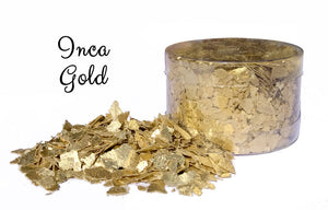Inca Gold – Edible Flakes