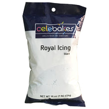 Load image into Gallery viewer, Celebakes Black Royal Icing, 16 oz