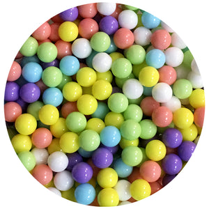 Celebakes Pastel Mix Sugar Pearls, 3.5 oz
