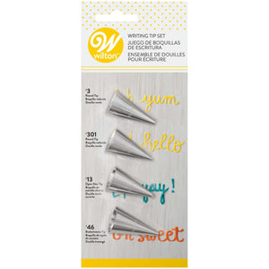 Writing Tip Set, 4-Piece