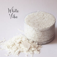 Load image into Gallery viewer, White Vibe  (Snow White) – Edible Flakes