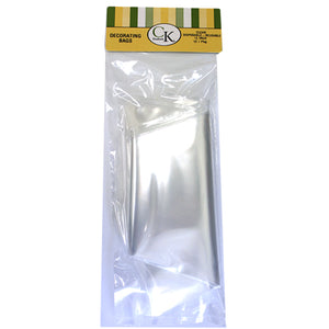 "DISPOSABLE DECORATING BAG 12"" SMALL PACKAGE"