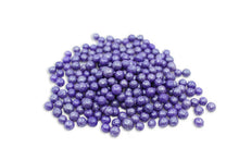 Load image into Gallery viewer, Metallic Purple Sugar Pearls - 3.53 oz. (100G)