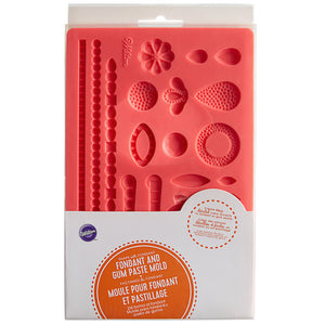 Wilton® Fondant and Gum Paste Mold, Jewelry