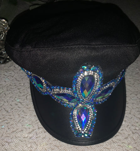 GLAM - Royally Blue Hat