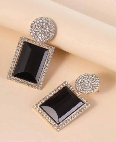 GLAM - Midnight Shine Earrings