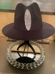 GLAM - No Grey Skies Fedora