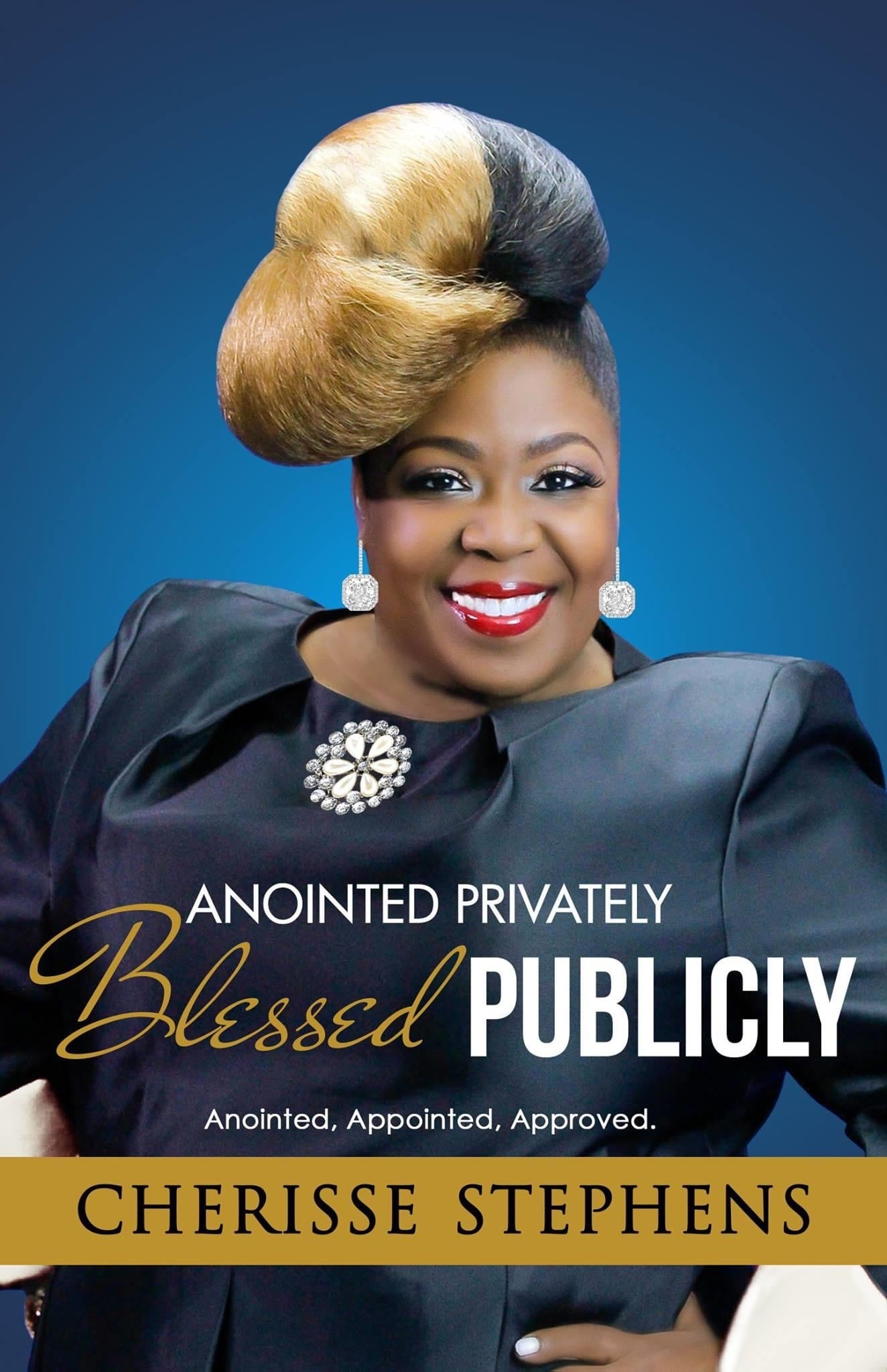 GLAM - Anointed Privately, Blessed Publicly (Paperback Book)