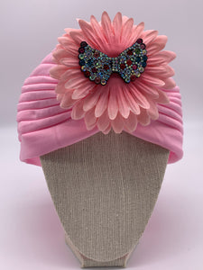 GLAM - Perfect In Pink Glam Turban