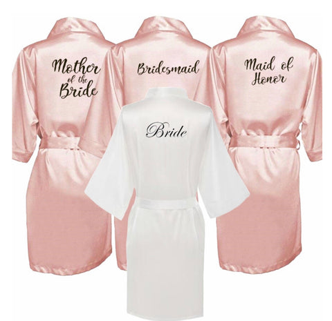 GLAM - BRIDAL PARTY ROBES