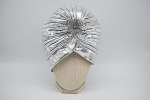 GLAM - Metallic GLAM Turban