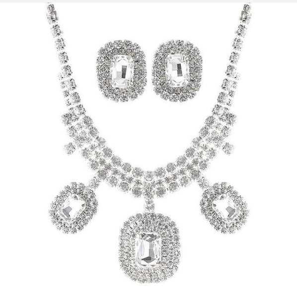 GLAM - See Me Shine Necklace Set