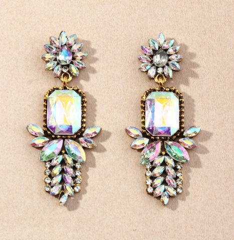 GLAM - Victorian Beauty Earrings