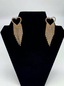 GLAM - My heart is Beautiful Earrings