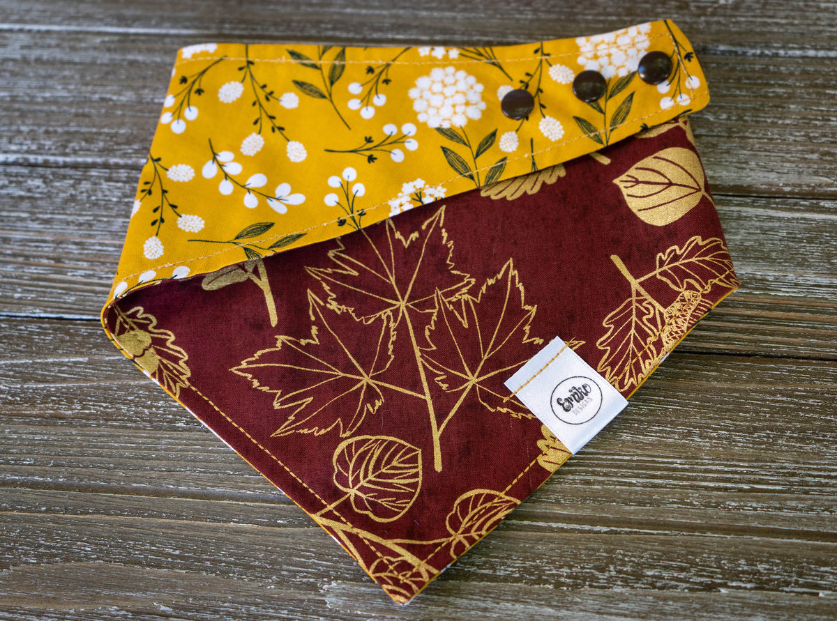 Fall Happy Bandana