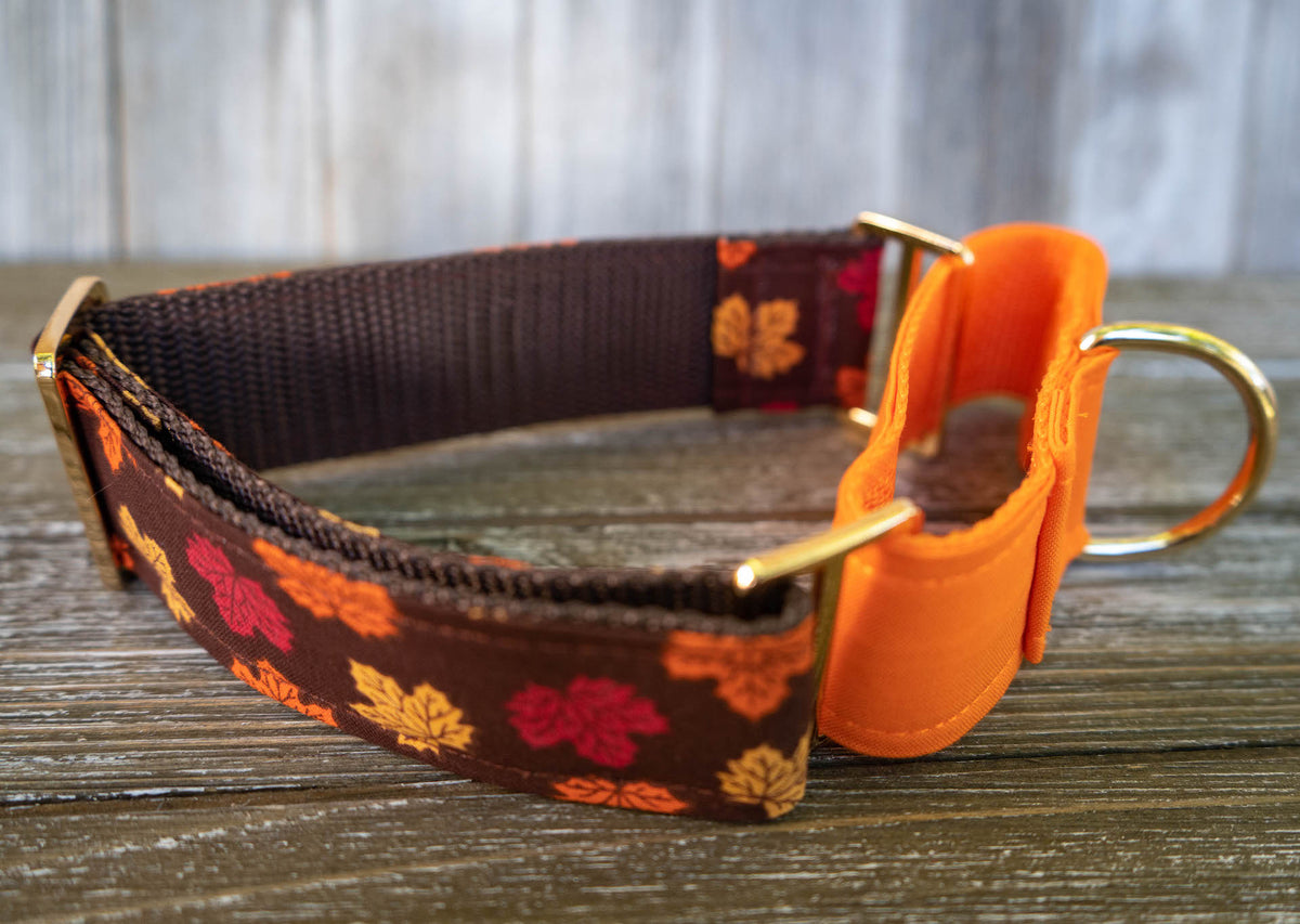 Maple Dog Collar