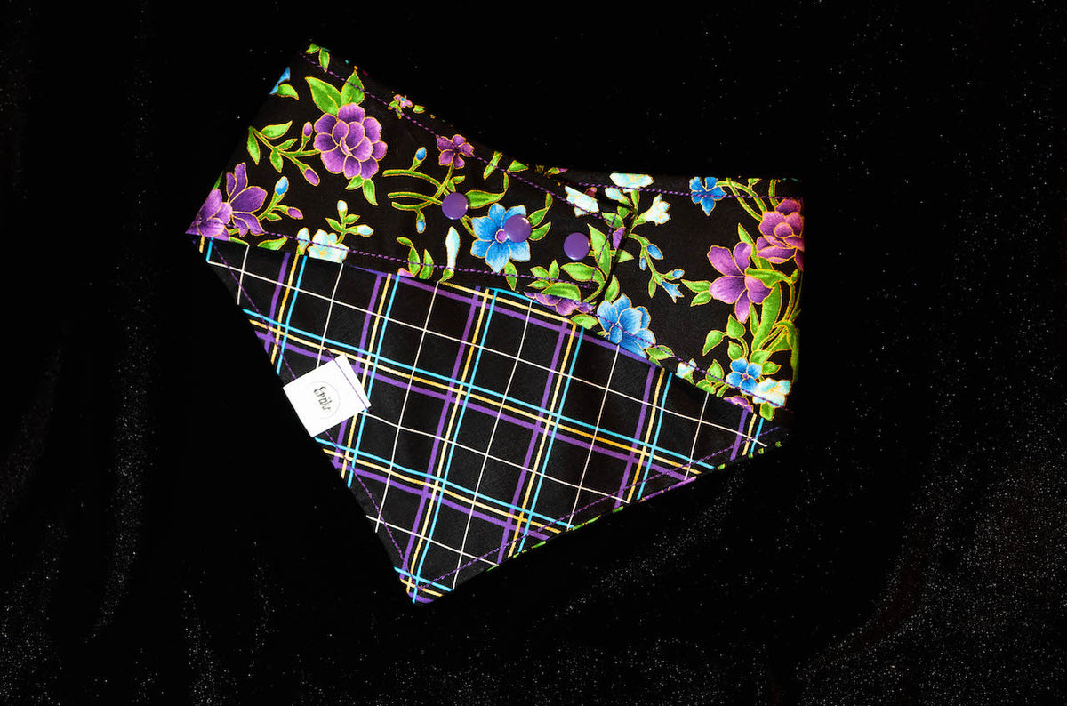 Botanical Bliss Bandana