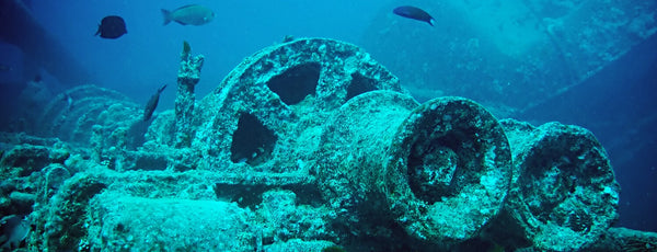 World War Wrecks