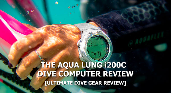 Aqua Lung i200C Dive Computer Review