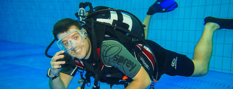 Meet The Dive Team - Ged O'Hagan
