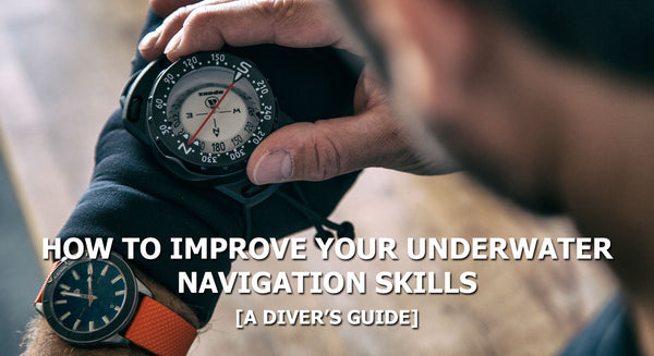 How To Improve Your Underwater Navigation Skills | Tips & Tricks | Scuba Leeds UK