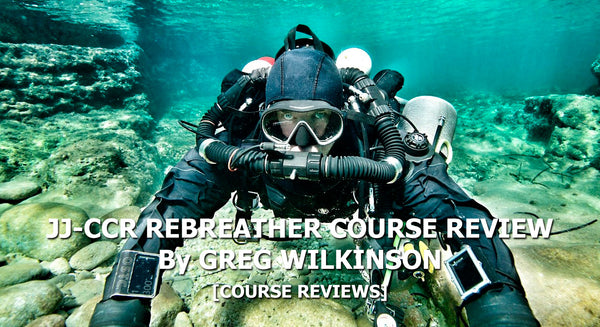 JJ-CCR Rebreather Course Review