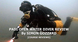 PADI Open Water Diver Course Review