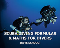Scuba Diving Formulas & Maths For Divers