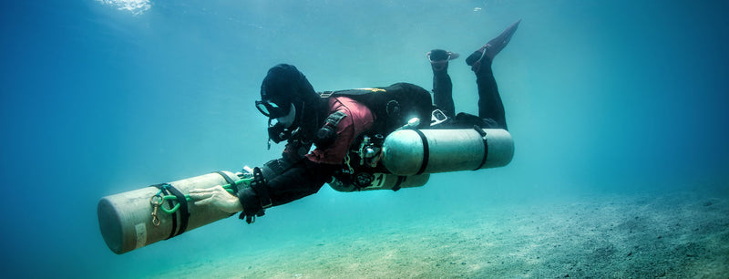 Scuba Leeds Blog - Why try Sidemount Diving