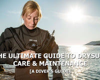The Ultimate Guide To Drysuit Care and Maintenance | Tips & Tricks | Scuba Leeds UK