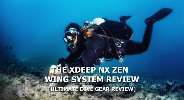 XDEEP NX Zen Wing System Review