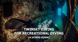 Dive Gear Twinset Diving for Recreational Divers | Scuba Leeds UK