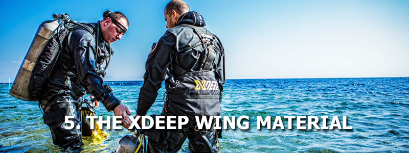 The XDEEP Wing Material