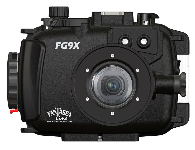 Fantasea FG9x Underwater Housing | Scuba Leeds UK