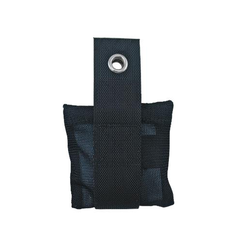 XS Scuba 2.7kg Tail Weight Pouch | Scuba Leeds UK