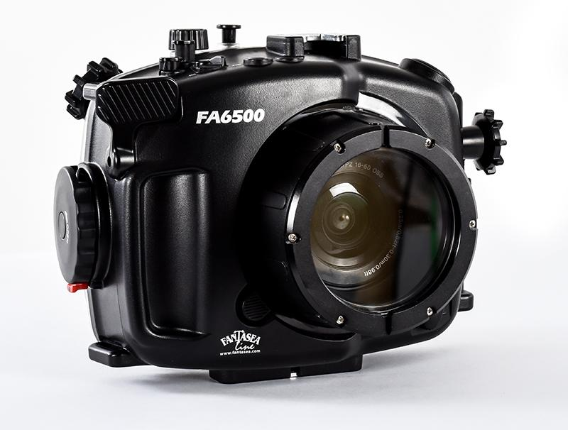 Fantasea FA6500 Housing for the Sony A6500/A6300 Cameras | Scuba Leeds UK