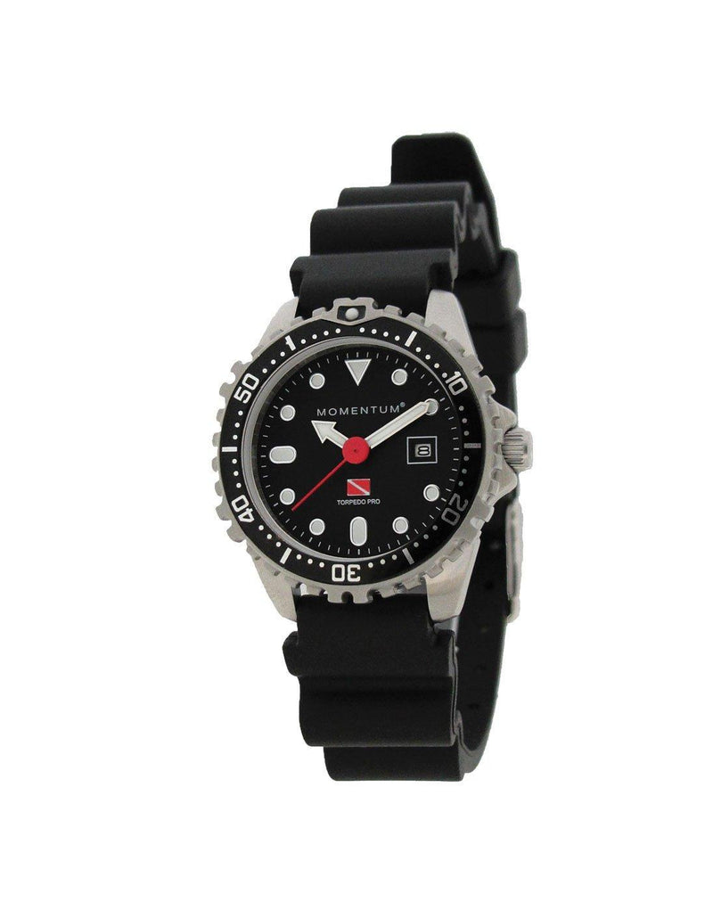 Momentum Pro 29 Rubber Watch with Sapphire Glass | Scuba Leeds UK