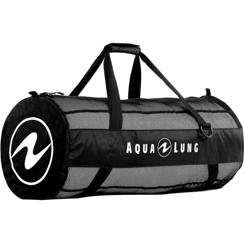 Aqua Lung Adventurer Mesh Duffle Bag Black | Scuba Leeds UK