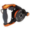 Apeks Lifeline Ascend Reel in Orange line side | Scuba Leeds UK
